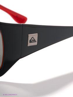 Очки Quiksilver                                                                                                              красный цвет