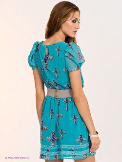 Платья Relish                                                                                                              Бирюзовый цвет