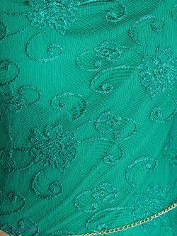 Платье TOPSANDTOPS                                                                                                              зелёный цвет