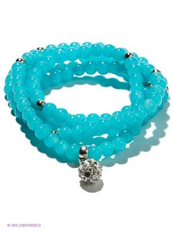 Браслеты Lovely Jewelry                                                                                                              голубой цвет