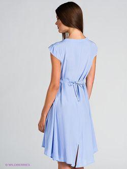 Платья Blue Deep                                                                                                              голубой цвет