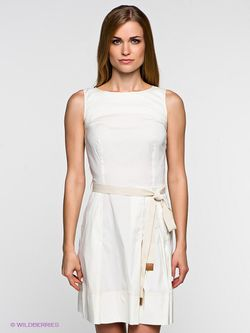 Платья 18CRR81 CERRUTI                                                                                                              Молочный цвет