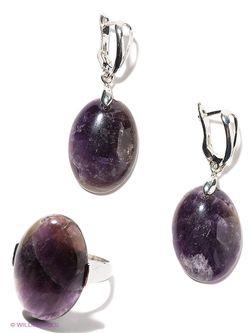 Комплекты Бижутерии Migura                                                                                                              фиолетовый цвет