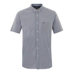 Рубашка Tybee Merc London                                                                                                              серый цвет