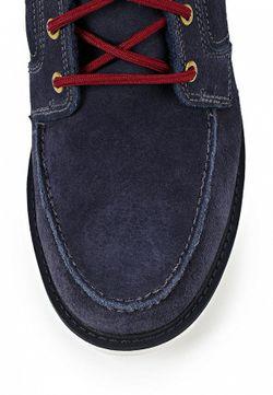 Ботинки adidas Neo                                                                                                              синий цвет