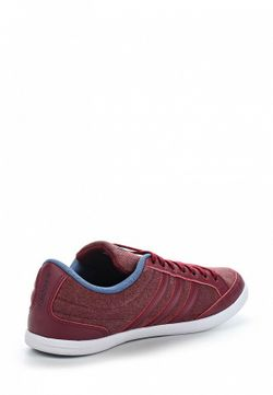 Кеды adidas Neo                                                                                                              красный цвет