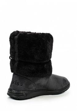 Полусапоги adidas Neo                                                                                                              чёрный цвет