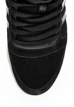 Кеды На Танкетке adidas Neo                                                                                                              чёрный цвет