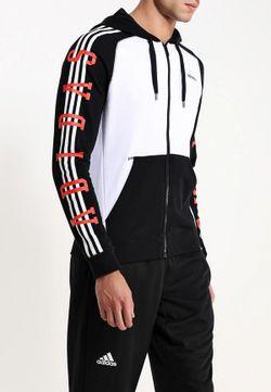 Толстовка adidas Neo                                                                                                              белый цвет