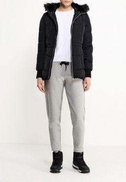 Пуховик adidas Neo                                                                                                              черный цвет
