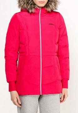 Пуховик adidas Neo                                                                                                              красный цвет