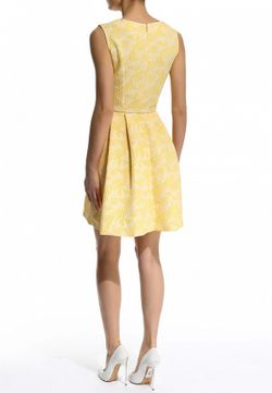 Платье ADL                                                                                                              желтый цвет