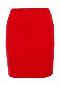 Юбка ADL                                                                                                              красный цвет