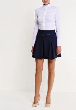 Рубашка ADL                                                                                                              белый цвет