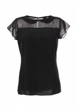 Блуза ADL                                                                                                              чёрный цвет