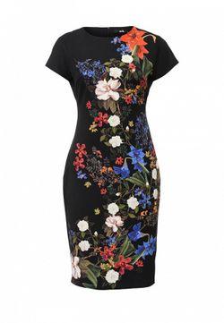 Платье ADL                                                                                                              многоцветный цвет