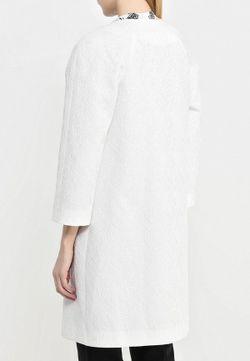 Пальто ADL                                                                                                              белый цвет