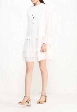 Платье ADL                                                                                                              белый цвет