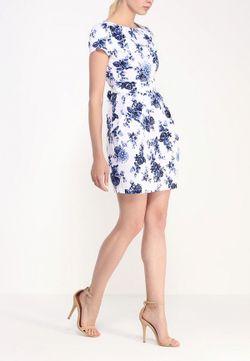 Платье Ad Lib                                                                                                              белый цвет