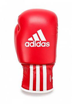 Перчатки Боксерские adidas Combat                                                                                                              красный цвет