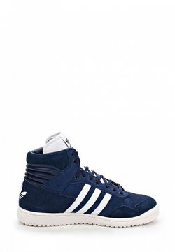 Кеды adidas Originals                                                                                                              синий цвет