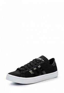 Кеды adidas Originals                                                                                                              чёрный цвет