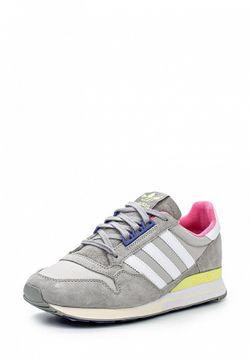 Кроссовки adidas Originals                                                                                                              серый цвет