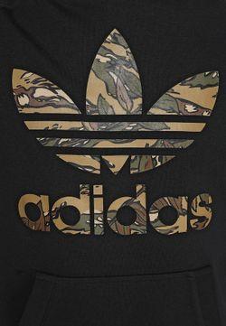 Худи adidas Originals                                                                                                              черный цвет