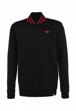 Свитшот adidas Originals                                                                                                              чёрный цвет