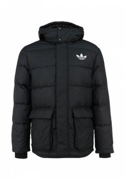Пуховик adidas Originals                                                                                                              черный цвет