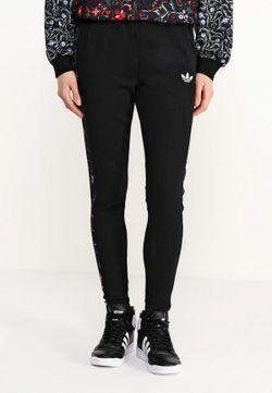 Брюки Спортивные adidas Originals                                                                                                              черный цвет