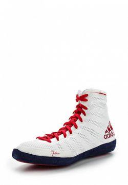 Борцовки adidas Performance                                                                                                              белый цвет