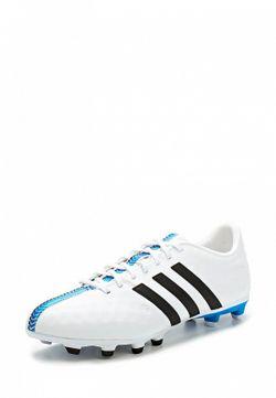 Бутсы adidas Performance                                                                                                              белый цвет