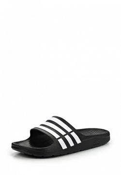 Сланцы adidas Performance                                                                                                              чёрный цвет