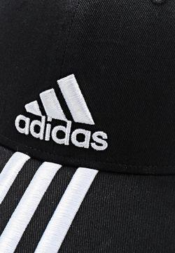 Бейсболка adidas Performance                                                                                                              чёрный цвет