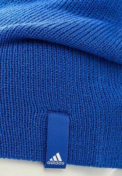 Шапка adidas Performance                                                                                                              синий цвет