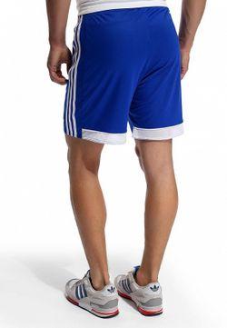 Шорты Спортивные adidas Performance                                                                                                              синий цвет