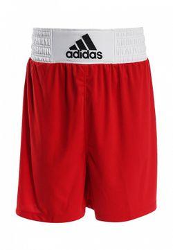 Шорты adidas Performance                                                                                                              красный цвет