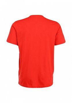Футболка adidas Performance                                                                                                              красный цвет