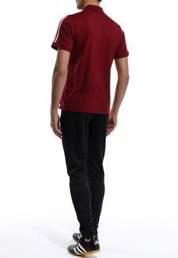 Поло adidas Performance                                                                                                              красный цвет