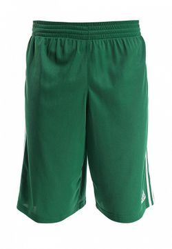 Шорты Спортивные adidas Performance                                                                                                              зелёный цвет