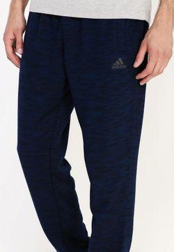 Брюки Спортивные adidas Performance                                                                                                              синий цвет