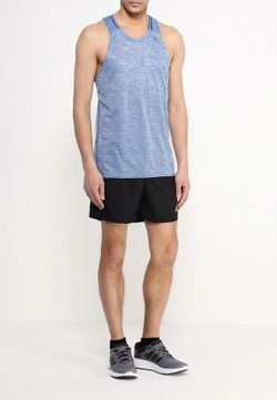 Майка Спортивная adidas Performance                                                                                                              голубой цвет