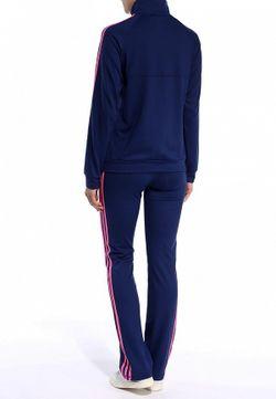 Олимпийка adidas Performance                                                                                                              синий цвет