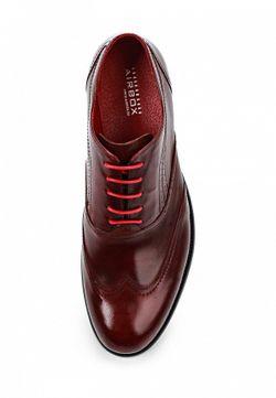 Туфли Airbox                                                                                                              красный цвет