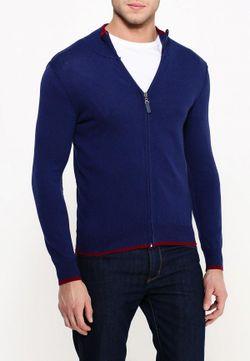 Кардиган Alcott                                                                                                              синий цвет