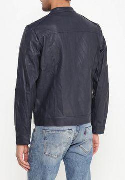 Куртка Кожаная Alcott                                                                                                              синий цвет