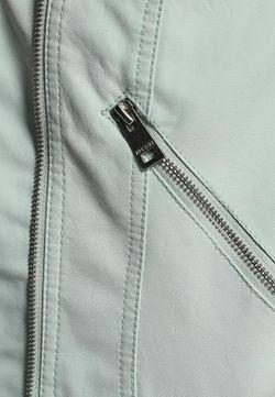 Куртка Кожаная Alcott                                                                                                              зелёный цвет