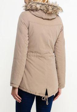 Куртка Утепленная Alcott                                                                                                              бежевый цвет