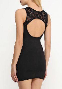 Платье Alcott                                                                                                              чёрный цвет
